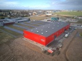 PH Insulation Delivers PIR Premier Sandwich Panels for Construction of Warehouses in Estonia